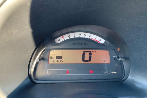 auto c3 usata kilometri