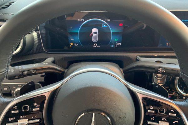 classe a volante